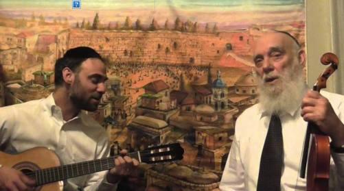 Rabbi se apropie Mesia