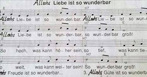 Se rescriu cantarile in Austria