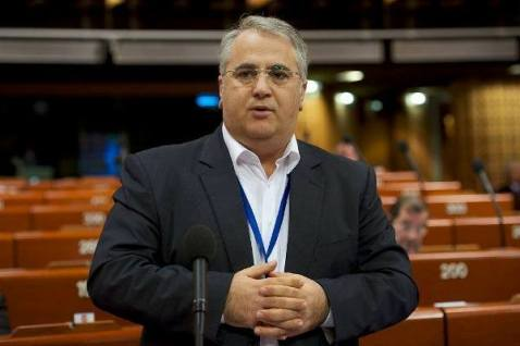 Senatorul Viorel-Riceard Badea, la Adunarea Parlamentară a Consiliului Europei