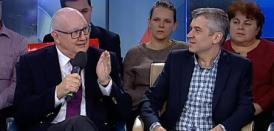 Vicepreședintele Parlamentul European, Ioan Mircea Pașcu, Daniel Bodnariu Antena 3