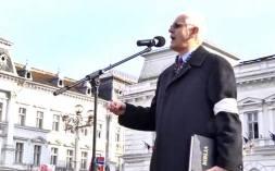 VIorel Iuga Protest Bodnariu la Arad 3