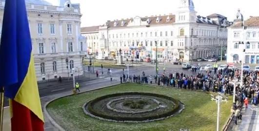 VIorel Iuga Protest Bodnariu la Arad 5