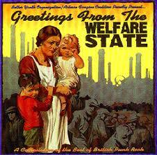 welfare state barnevernet