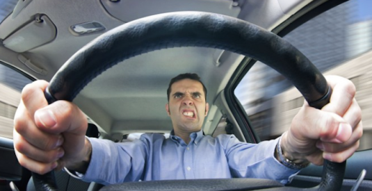 man driver anger Photo credit theodysseyonline.com