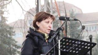 Cristina Bucur - director Agenția Protecția Copilului Dâmbovița