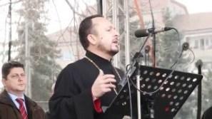 Discurs preot Marian Vîlciu - decan Facultatea de teologie ortodoxă
