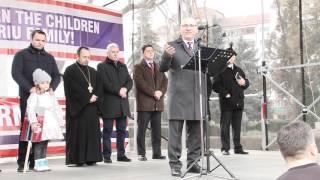 Mesaj Virgil Achihai - Președinte Uniunea Bisericilor Creștine după Evanghelie din România (sâmbătă 20 februarie 2016)