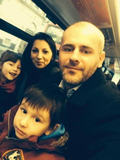 Familia Florin Barbu
