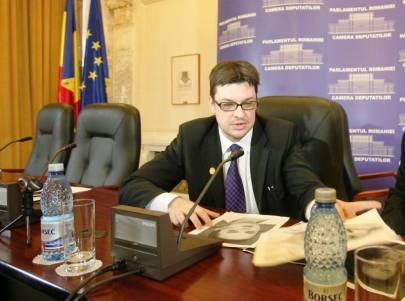 deputatul PNL Ovidiu Raețchi Photo cronicaromana.net