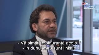 pastor din Siria, Alfa Omega TV