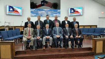 Noua Conducere-Uniunea Bisericilor Penticostale din Statele Unite si Canada. New Leadership Board of Romanian Pentecostal Union of United States and Canada