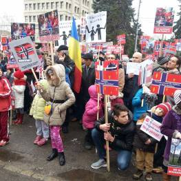 Photo Paul Ion Protest la Ploiesti