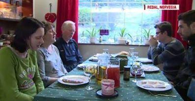 Familia Bodnariu  Norvegia