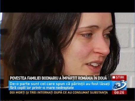 Ruth Bodnariu Antena 3 despre baietii