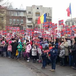Mitingul de la Târgoviște ! Photo credit Paul Ion