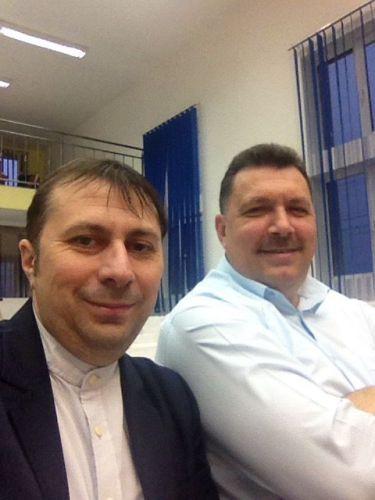 Ciprian Birsan, Vasile Tofan Evanghelizare la Fizes