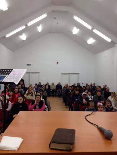 Evanghelizare Ciclova Montana