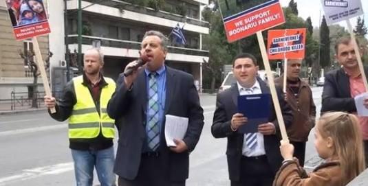 Fotis Romeos General Secretary of Evangelical Alliance in Greece
