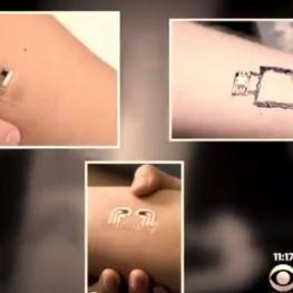 High tech tattoo chip 2