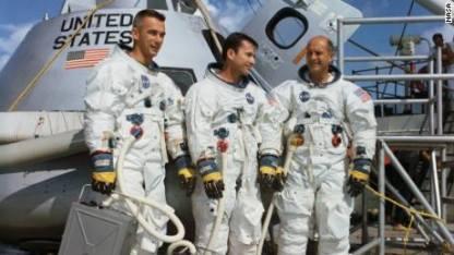 NASA astronauts Apollo 11 CNN.com