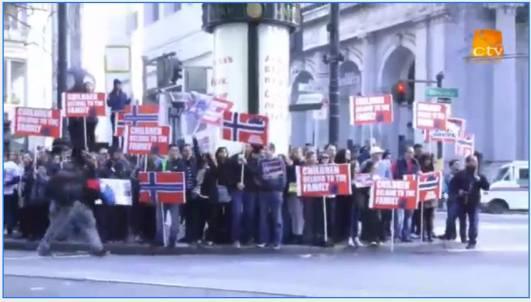 Protestul de la San Francisco 5