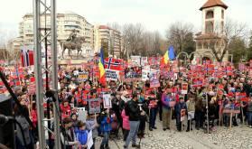 FOTO ALBUM Paul Ion - Protestul de la Târgoviște