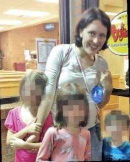Ruth Bodnariu si copiii