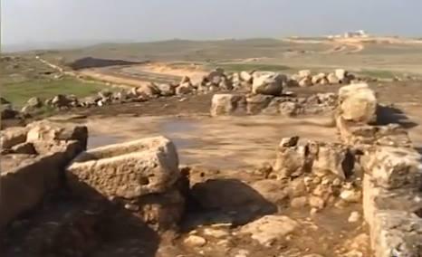 situri arheologice in Israel