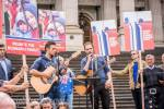 Tabor Romanian Pentecostal Church Melbourne Protest3