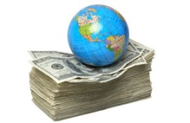map money globe ONU UN