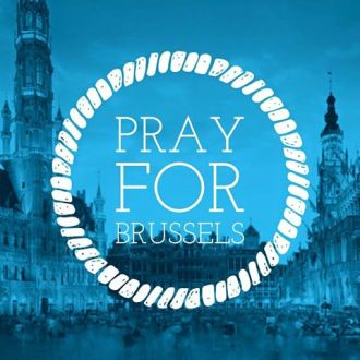Pray for Brussels Samy Tutac