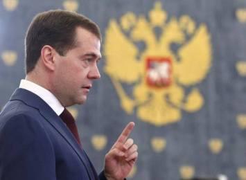 Premierul rus Dmitri Medvedev Photo credit www.buciumul.ro