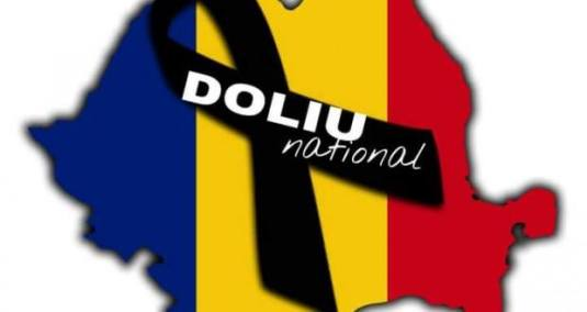 Doliu national Romania Photo credit radioconstanta.ro