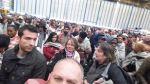 Cornel Urs Aeroportul din Bruxelles dupa atentatele din 22martie.