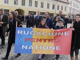 RUGACIUNE PENTRU NATIUNE -SIBIU 2016 Prodocens Media
