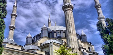 moschee (stock photo)