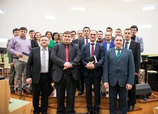 Biserica Speranța felicită cea mai nouă promoție a seminarului biblic Ministerial Internship Program