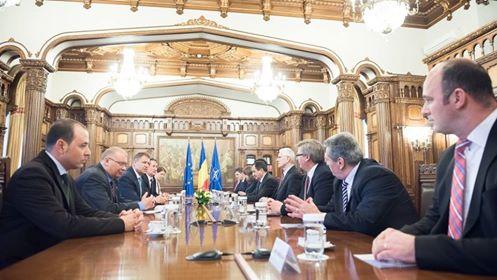 Primirea reprezentanților Cultelor Evanghelice din România și a rectorilor Institutelor Teologice Evanghelice