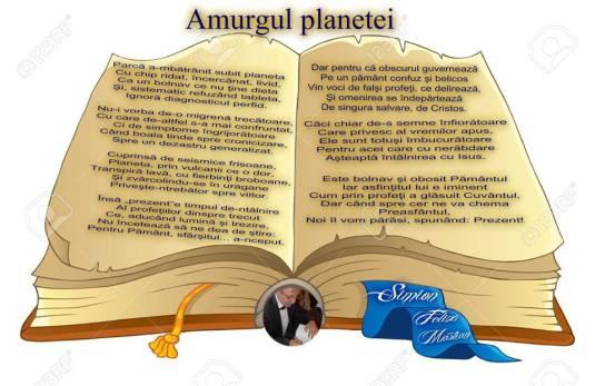 Amurgul Planetei Simion Felix Martian