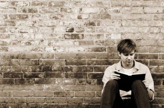 Bible read man photo via tumblr