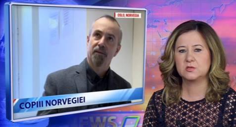George Alexander la RCTV News