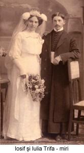 Iosif si Iulia Trifa - miri