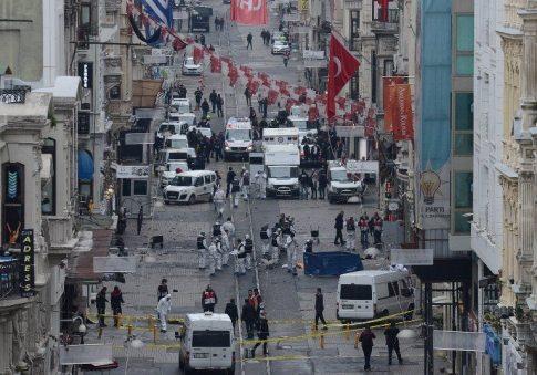 Istanbul Turkey timesofisrael.com
