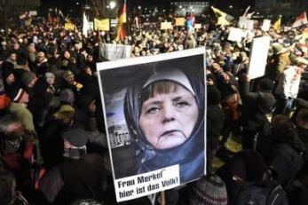 Merkel Saudi Arabia