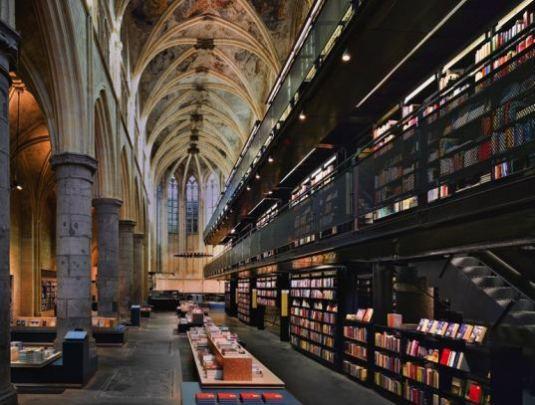 Selexyz-Domincan-Church-Maastricht