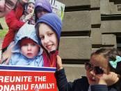 Protest Timisoara aprilie 16