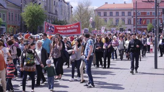 Protest Cluj- Napoca