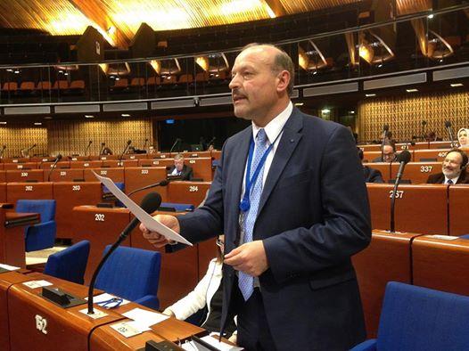 Valeriu Ghilețchi: primul discurs a fost cu privire la practica separării copiilor de familiile lor, cazul Bodnariu, acesta e cu privire la libertatea religioasă...