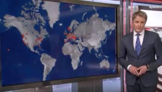 Media Norvegiana a raportat despre proteste din 16 Aprilie pentru familia Bodnariu si Nan