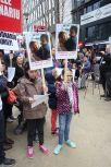 Protest Bruxelles Familia NAN Aprilie 16